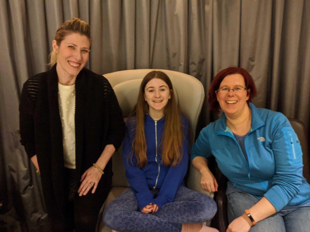 EB Hacks-With Melissa, Kathleen and Sakura upcycled socks