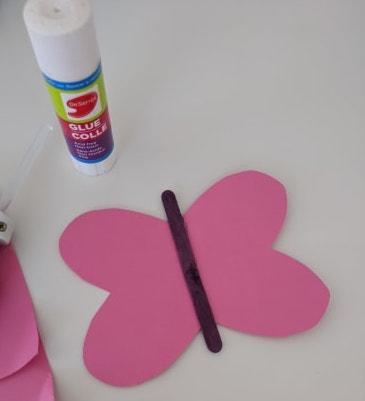 valentine's day butterfly craft miathrives